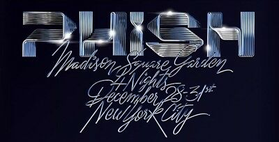 Two Phish Tickets for 12/31/18 @ MSG