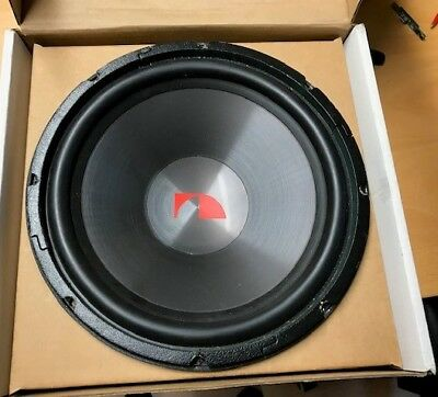 NAKAMICHI SP-W120 | High End Subwoofer | OVP