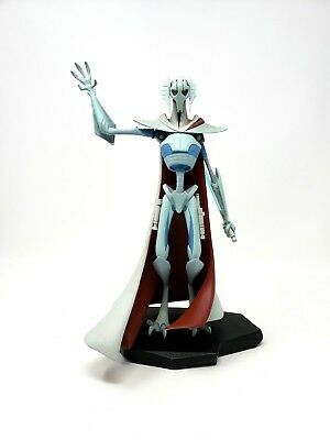 2004 Star Wars General Grevious ~ Gentle Giant ~ Maquette w/ COA 1393/3500  MIB