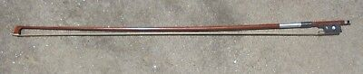 fine old German full size violin bow ready to play