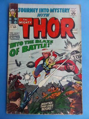 Journey Into Mystery 117 1965 Thor!