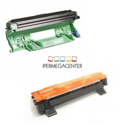 Kit Tamburo DR1050 + Toner TN1050 compatibili Brother DCP 1510 1512 1610 1612