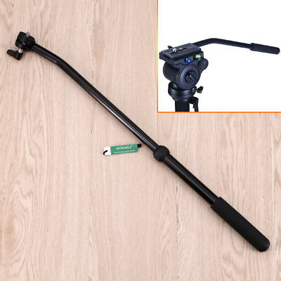 Strong Adjustable Extra Handle / Arm For Weifeng Video Tripod Head 717 717A