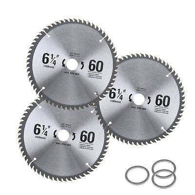 160mm Angle Grinder Saw Blades High Quality Replacement for Wood Cutting