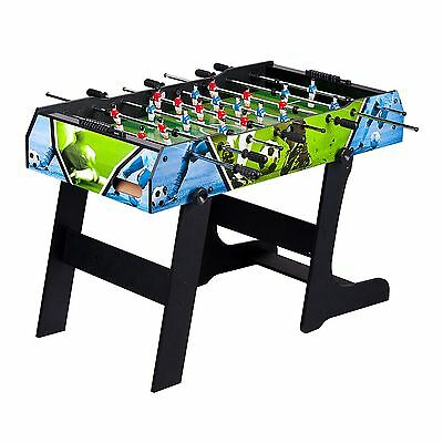 Foldable Table Football Soccer Game New Kids