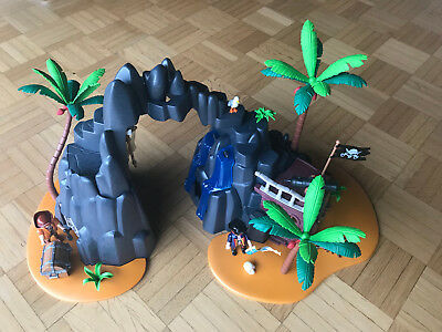 PLAYMOBIL 6679 Piratenschatzinsel