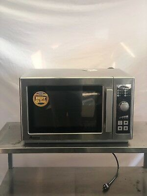 *Open Box* Amana Commercial Medium Volume Microwave RCS10DSE