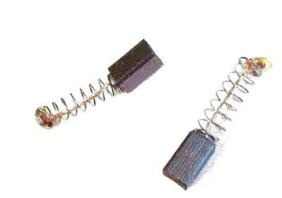 2x  6.5x7.5x13.5mm Carbon Electric Motor Brushes