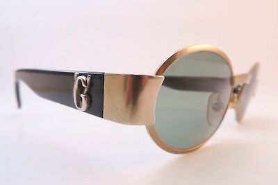 Vintage Gianni Versace sunglasses Mod S48 col 86M Italy tinted lens *****