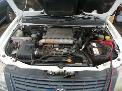 Holden Rodeo Engine 4Wd, Diesel, 3.0, 4Jj1, Turbo, Man T/m Type, Ra, 10/06-07/08