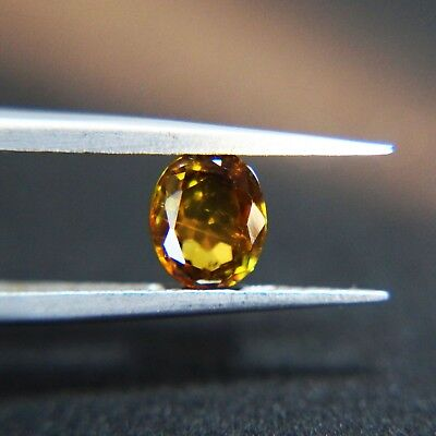 RARE!!!VERY NICE 1.44 CTS SHINING COLOR SHIFT SPHENE NATURAL GEMSTONE(Spn-4)