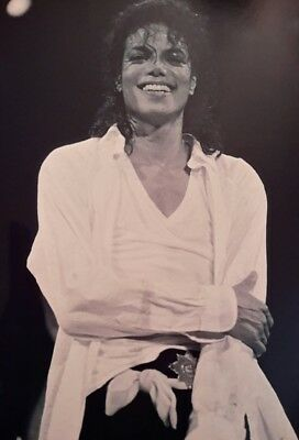 Michael Jackson Young Iconic A4 Poster Picture Print A4 Wall Art 2