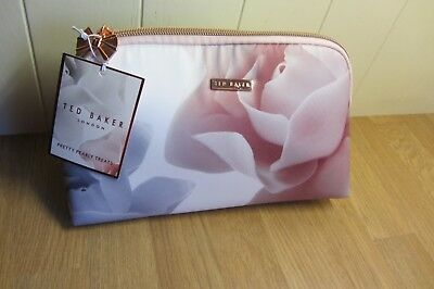 Ted Baker Pretty Pearly Treats Toiletries Bag Gift ~ New