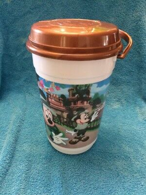 Walt Disney Parks Magic Kingdom Souvenir Popcorn Bucket Tub Animal Kingdom