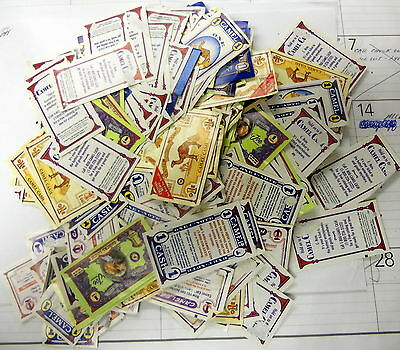 Camel Cigarettes Vintage Coupons Over 300 All Original Paper Coupons.