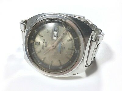 Seiko 5 Sports 6119-6023 automatic watch to restore