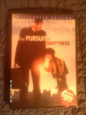 DVD - The Pursuit of Happyness (2007) - Widescreen Edition
