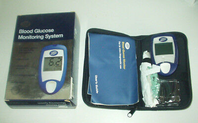 A Boots Blood Glucose Minitoring Kit With 450 Result Memory