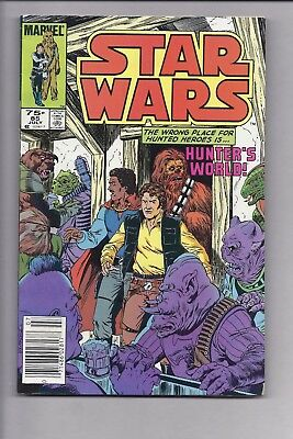 High Grade Canadian Newsstand Edition Star Wars #85 $0.75 price variant