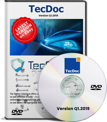 ✔️NEWEST 2018 Q4 TecDoc Full Multilingual Preinstalled Virtualbox Image  ✔️