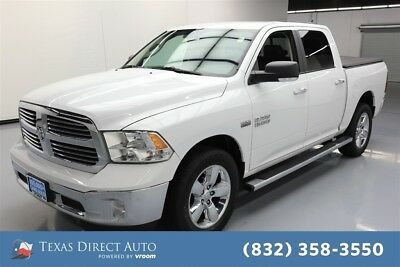 2015 Ram 1500 Big Horn Texas Direct Auto 2015 Big Horn Used 5.7L V8 16V Automatic 4WD Pickup Truck