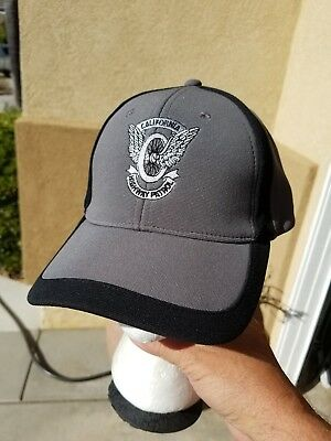 Collectable CHP California Highway Patrol Wings and Wheels Cap Hat