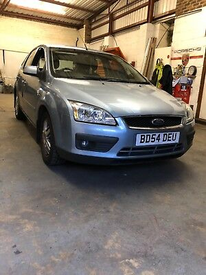 Ford Focus 1.6 tdci spares or repair
