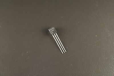 LM34CZ National Semi Analog Temperature Sensor -50 to 300°F 30V TH 3 Pin TO-92-3