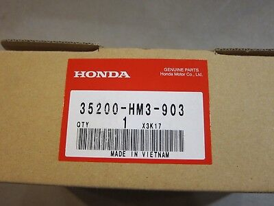 Brand New Genuine Honda Switch Assy Lighting And Engine Starter- 35200-Hm3-903