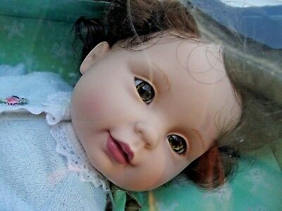 "Vintage Playmates NEWBORN Baby So Beautiful Doll NEW 1996 12"" doll New Old Stock"