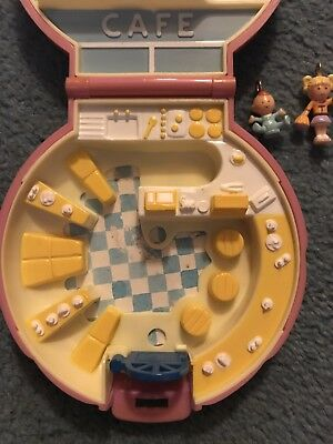 Bluebird Polly Pocket Polly's Cafe From 1989