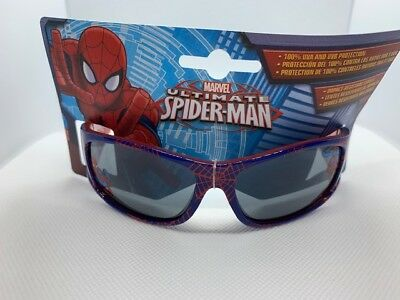 629b3ed294 Boys Kids MARVEL Spiderman Spider-man Sunglasses 100% UVA And UVB Protection  4
