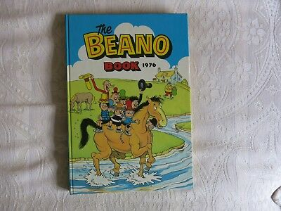 Beano Annual 1976 - Collectors Item - Like New