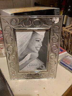 Marquis by Waterford Crystal Picture Photo Frame