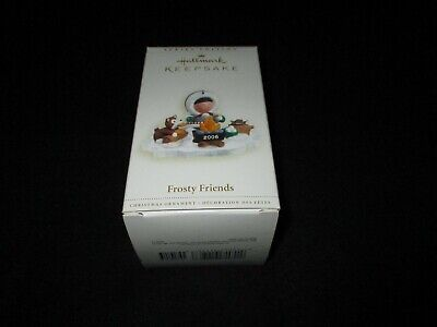 Hallmark Ornament Frosty Friends #27 Form 2006 Mib