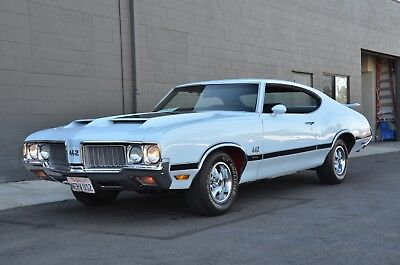 1970 Oldsmobile 442  1970 Olds Cutlass 442 with W30 package