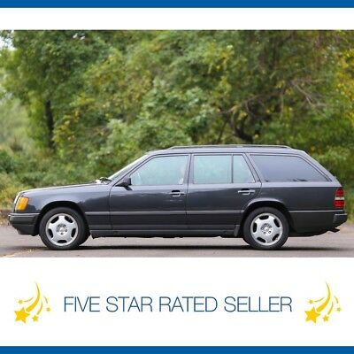 1987 Mercedes-Benz 300-Series TDT Wagon Turbo Diesel 3rd Row Seat CARFAX Rare! 1987 Mercedes Benz 300 TDT Wagon Turbo Diesel 3rd Row Seat CARFAX Video
