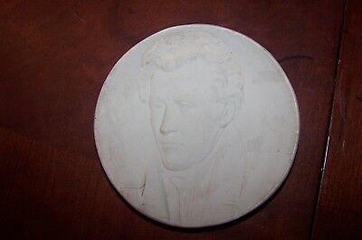 1904 Weller Pottery ANDREW JACKSON PLATE Louisiana Purchase Exposition