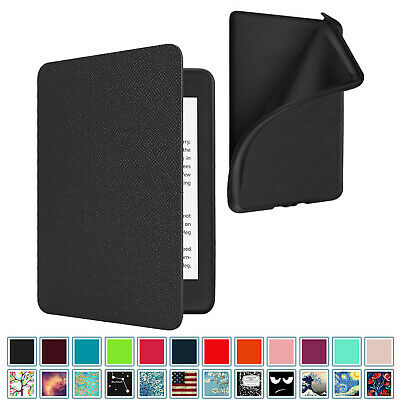 For Amazon Kindle Paperwhite 10th Generation 2018 Slim Case Soft TPU Back Cover