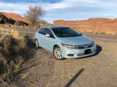 2012 Honda Civic EX Sedan 2012 Honda Civic - Great condition, lower miles
