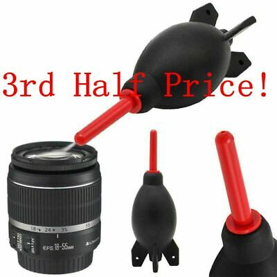 Rocket Air Blower Duster DSLR Camera Lens Dust Cleaner Cleaning Tool Durable