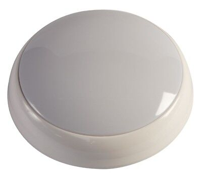 LED 3hr Emergency Non or Maintained Round Ceiling Dome Bulkhead Light IP65