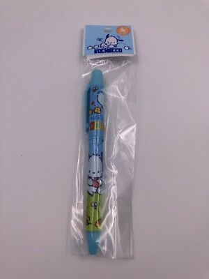 Sanrio Original: Pochacco 2 Way Pen: Blue (E3)