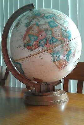 Replogle World Globe classic series  9 inch diameter