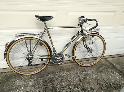 1975 Peugeot PX 50  Randonneur Touring Bike 650B Wheels
