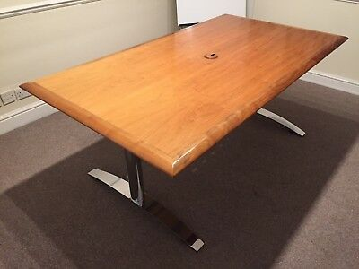 Conference Boardroom Meeting Table. Desk. Great Quality!