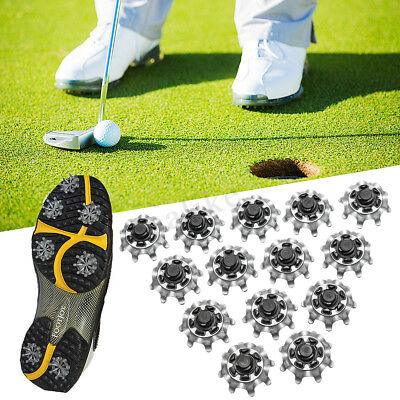 14 Golf Shoes Spike Soft Spikes Fast Twist Studs Tri-Lok Replacement for Footjoy