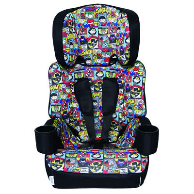 New Kids Embrace Group 1 2 3 Booster Car Seat Justice League  9 - 36Kgs