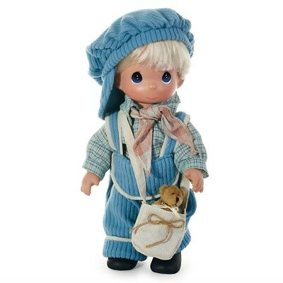 Precious Moments 12 Inch Doll, Boys Will Be Boys, New w/Tag and PM Box, New 6612
