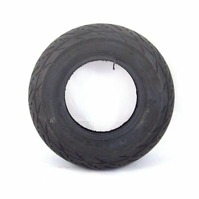 1 x Black Mobility Scooter Tyre Size 3.00-5 (300x5) Fit Drive Envoy 8 and 8 Plus
